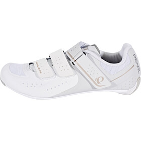 PEARL iZUMi Select Road V5 Shoes Damen white/grey